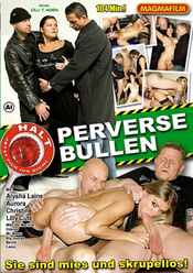 Cover von 'Perverse Bullen'