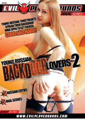 Cover von 'Young Russian Backdoor Lovers 2'