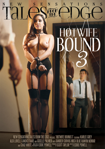 Hotwife Bound 3 DVD