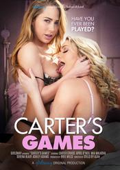 Cover von 'Carter's Games'