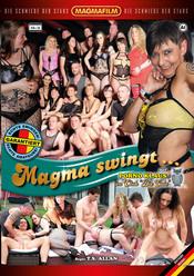 "Magma swingt...mit Pornoklaus im Club ""Die Eule"""
