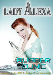 Cover von 'Lady Alexa: The Rubber Clinic'