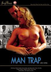Cover von 'Man Trap'