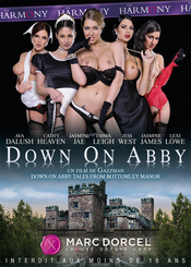 Cover von 'Down On Abby: Tales From Bottomley Manor'
