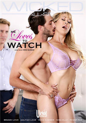 Cover von 'He Loves To Watch'