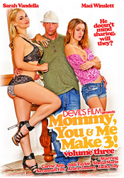 Cover von 'Mommy, You & Me Make 3! 3'