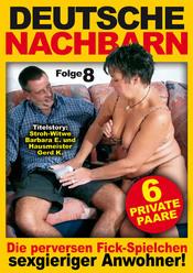 Cover von 'Deutsche Nachbarn 8'