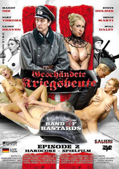 Cover von 'Band Of Bastards 2: Geschändete Kriegsbeute'
