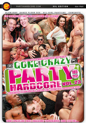 Cover von 'Party Hardcore Gone Crazy 23'