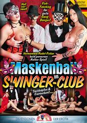 Cover von 'Maskenball im Swinger-Club'