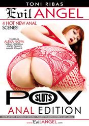 Cover von 'POV Sluts: Anal Edition'