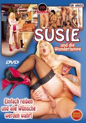 Cover von 'Susie und die Wunderlampe'