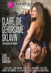 Cover von 'Claire, die gehorsame Sklavin'