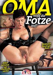 Cover von 'Oma reißt die Fotze auf!'