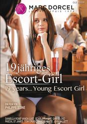 Cover von '19jähriges Escort-Girl'