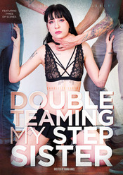 Cover von 'Double Teaming My Step Sister'