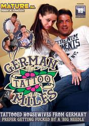 Cover von 'German Tattoo MILFs'