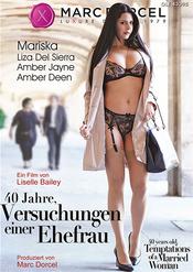 Cover von '40 Jahre, Versuchung einer Ehefrau'