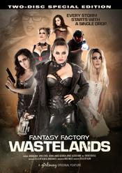 Cover von 'Fantasy Factory: Wastelands'