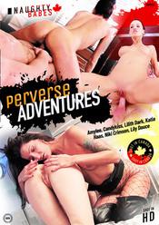 Cover von 'Perverse Adventures'