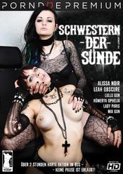 Cover von 'Schwestern der Sünde'