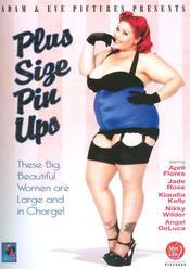 Cover von 'Plus Size Pin Ups'