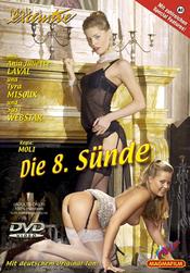 Cover von 'Die 8. Sünde'