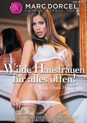 Cover von 'Wilde Hausfrauen, für alle offen!'