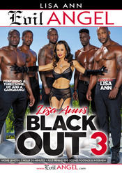 Cover von 'Lisa Ann's Black Out 3'