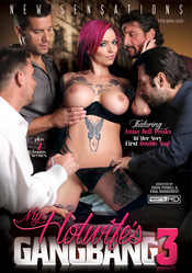 Cover von 'My Hot Wife's Gangbang 3'
