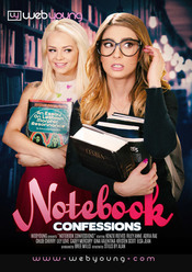 Cover von 'Notebook Confessions'