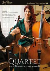 Cover von 'Quartet'