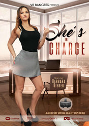 Cover von 'She's in charge'