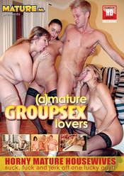 Cover von '(A)mature Groupsex Lovers'