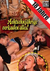 Cover von 'Achtzehnjährige verkaufen alles!'