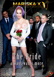 Cover von 'The Bride Always Wants More'