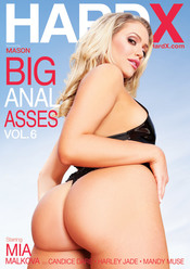 Cover von 'Big Anal Asses 6'