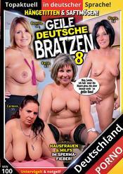 Cover von 'Geile Deutsche Bratzen 8'