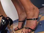 Eine Vorliebe für Füße