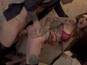 Bratty Teens Like It Rough 2