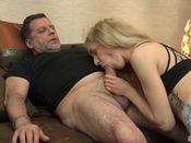 Pops Cums Hard