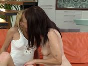 Granny Meets Girl 12