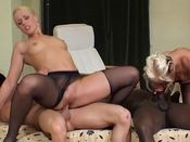 Nylon, Legs & Sex 3